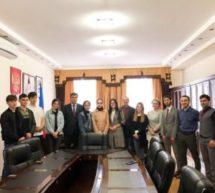 В Карачаевске прошло знакомство студентов с работой местных органов самоуправления