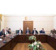 Заместитель Мэра Карачаевского городского округа Амин Темирезов принял участие в совещании по вопросу готовности региона к переходу на цифровое эфирное наземное телевещание