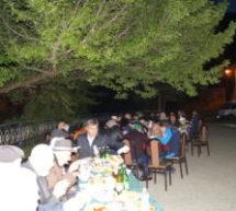 В Карачаевске прошел коллективный ифтар
