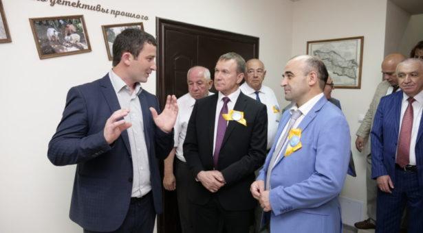 В Карачаевске открылся первый в республике археологический музей