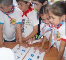 В Карачаевске прошла квест-игра «Безопасный город» среди пришкольных лагерей округа