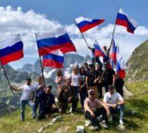 Сотрудники Администрации Карачаевского городского округа совершили массовое восхождение на Клухорский перевал