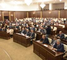 Мэр Карачаевского городского округа Алик Динаев принял участие в очередной ll сессии VI созыва в Народном Собрании (Парламенте) Карачаево-Черкесии