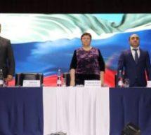 Мэр КГО Алик Динаев принял участие в работе третьего этапа XXV Карачаево-Черкесского регионального отделения партии «Единая Россия»