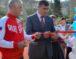 В Карачаевске открылся современный физкультурно — оздоровительный комплекс открытого типа