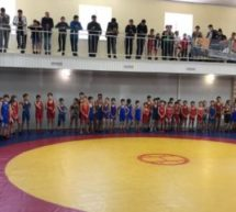 В Теберде накануне был дан старт межрегиональному турниру по греко-римской борьбе «Кубок дружбы»