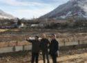 Алик Динаев проинспектировал ход работ по строительству новых детских садов-ясли в поселке Мара-Аягъы и г. Теберда
