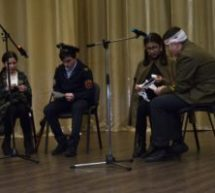 В Карачаевске прошел первый  этап школьного конкурса  военно-патриотической песни «Солдатских дум избранница»