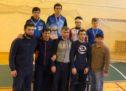 На базе физкультурно-оздоровительного комплекса «Олимп» состоялось Первенство Карачаево-Черкесской Республики по спортивной (вольной) борьбе среди юношей до 18 лет