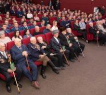 Делегация  Карачаевского городского округа во главе с Мэром Карачаевского городского округа Аликом Динаевым приняла участие в торжественном мероприятии, приуроченном ко Дню защитника Отечества