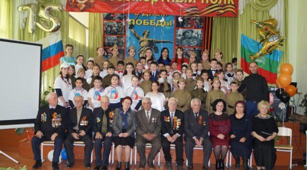 В КГО завершился традиционный месячник оборонно-массовой и военно-патриотической работы
