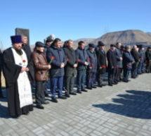 В поселке Орджоникидзевский прошел митинг, посвященный освобождению перевалов Кавказа от немецко-фашистских захватчиков