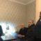 Сотрудники Управления архитектуры, градостроительства, имущественных и земельных отношений Администрации КГО побывали в гостях у инвалида Великой Отечественной войны с детства Казбека Георгиевича Бутаева