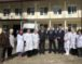 Министр здравоохранения КЧР Казим Шаманов вручил ключи от нового автомобиля медицинской скорой помощи Тебердинской участковой больнице