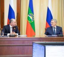 Полпред Президента в СКФО Юрий Чайка провел совещание по вопросам социально-экономического развития КЧР