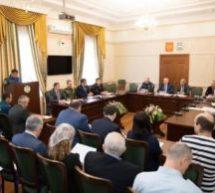 Алик Динаев принял участие в заседании Комиссии по предупреждению и ликвидации чрезвычайных ситуаций и обеспечению пожарной безопасности КЧР