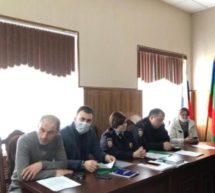 В Карачаевске состоялось очередное заседание комиссии по делам несовершеннолетних и защите их прав