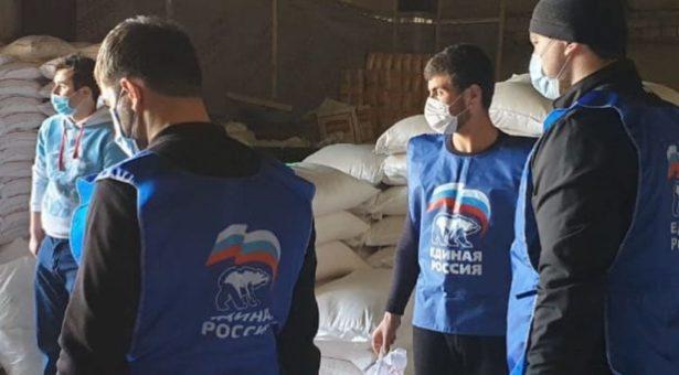 По решению Главы КЧР Рашида Темрезова  в муниципальные города и районы республики было направлено 70 тонн сахара для жителей республики, которые оказались в сложной жизненной ситуации