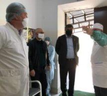 Мэр КГО проверил  наличие в медицинских учреждениях средств индивидуальной защиты для персонала