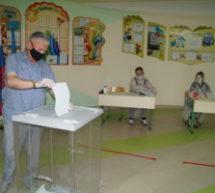 В Карачаевском городском округе началось голосование по поправкам в Конституцию