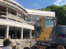 В Карачаевске завершается строительство новой городской поликлиники на 350 посещений в смену