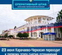 Глава Карачаево-Черкесии сообщил, что республика переходит к первому этапу снятия ограничений
