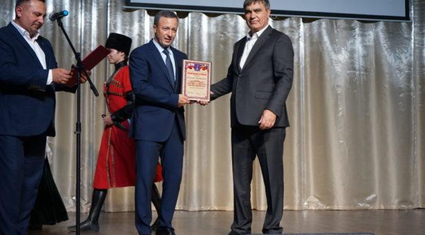 В Карачаевске прошло мероприятие, посвященное восхождению на Эльбрус на лошадях карачаевской породы