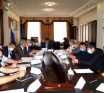 Состоялось очередное заседание оперативного штаба по организации проведения мероприятий, направленных на предупреждение завоза и распространения новой коронавирусной инфекции на территории КГО
