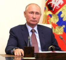 Владимир Путин подписал закон о продлении на полгода выплат на детей без очной подачи заявлений