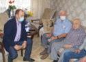 Пожилых людей Карачаевского городского округа поздравили с Международным праздником