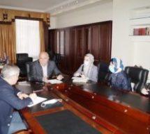 Исполняющий обязанности Мэра Карачаевского городского округа Альберт Дотдаев провел прием граждан по личным вопросам