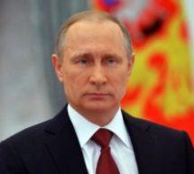 Президент России Владимир Путин поздравил с Новым годом Главу Карачаево-Черкесии и жителей республики