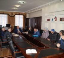 Исполняющий обязанности Мэра Карачаевского городского округа Альберт Дотдаев провел очередной прием граждан