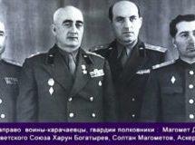К 100-летию Солтана Кёккёзовича Магометова