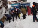 При сходе лавины погиб президент федерации горнолыжного спорта и сноуборда «Домбай» Хаджи-Мурат Маршанкулов