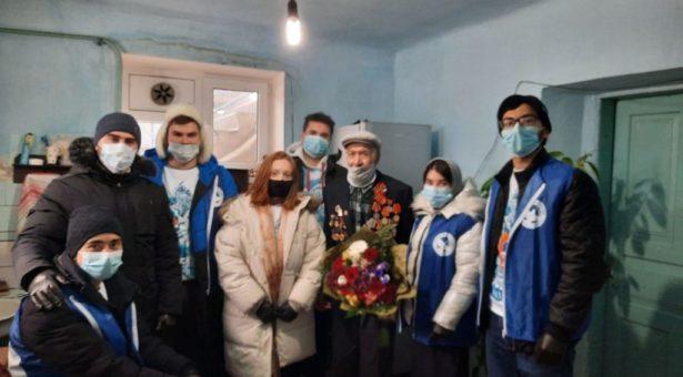 С Днем защитника Отечества поздравили ветеранов в Карачаевске
