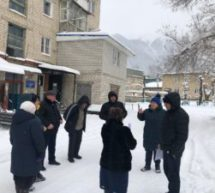 Жителей Теберды проинформировали о необходимости  управления многоквартирным домом
