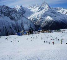 Курорт Домбай Карачаево-Черкесии вошел в топ-10 самых популярных направлений для весенних путешествий