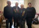 Свое 96-летие отметил ветеран  Великой Отечественной войны Султан Наскидаев