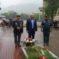 В Карачаевске состоялось традиционное возложение цветов на Аллее Героев и к Памятнику Неизвестному солдату