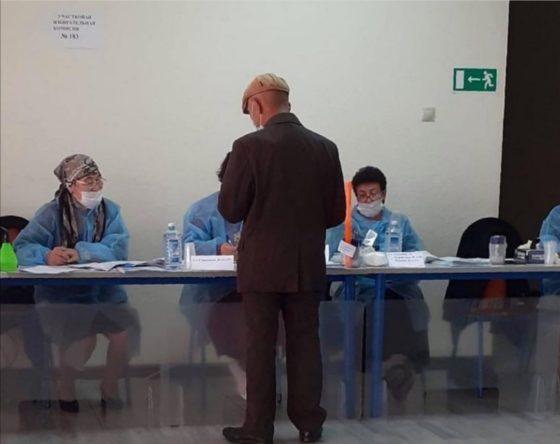 Более 30% жителей Карачаево-Черкесии проголосовали в первый день выборов